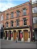 SO8554 : Jack Wills on Worcester High Street by Philip Halling