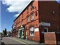 SJ3934 : Ellesmere: Scotland Street by Jonathan Hutchins