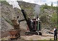 NY3224 : Threlkeld Quarry & Mining Museum - 2015 steam gala (12) by The Carlisle Kid