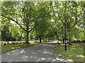 TM1746 : Crematorium Road off Cemetery Lane by Geographer