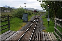 SH5752 : The Welsh Highland Railway by Philip Halling