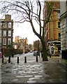 TQ3082 : South on Tonbridge Street. St Pancras, London by Robin Stott