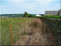 SE0322 : Sowerby Bridge FP140 (Link A) passing Ogden Farm  by Humphrey Bolton