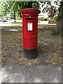 TM1745 : 123 Tuddenham Road Postbox by Adrian Cable
