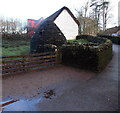 ST1177 : Pontypridd pigsty in St Fagans National History Museum, Cardiff by Jaggery