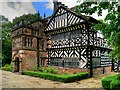 SD7211 : Hall i' th' Wood Museum, Bolton by David Dixon