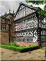 SD7211 : Hall i' th' Wood, Bolton by David Dixon