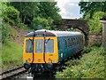 SD8610 : East Lancashire Railway, Class 122 Gloucester Single Car Unit by David Dixon