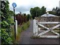 NT2872 : Innocent Railway Cyclepath and Walkway by PAUL FARMER