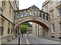 SP5106 : Bridge of Sighs, Hertford College, Oxford by Chris Allen
