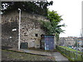NT2673 : Police Box at corner of Drummond Street  and Pleasance by PAUL FARMER
