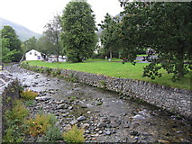 NY3816 : Glenridding Beck in Glenridding by Gareth James