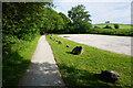 SK1554 : The site of former Alsop en le Dale Station by Bill Boaden