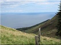 J3629 : The steepening Glen Valley from Slievenamaddy by Eric Jones