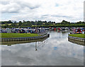 SP5972 : Crick Marina on the Grand Union Canal by Mat Fascione