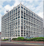 NZ2564 : Telephone exchange, Melbourne Street, Newcastle by Stephen Richards