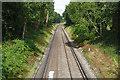 SU9566 : Approaching Sunningdale by Alan Hunt