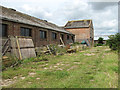 TG4420 : Farm buildings on Heigham Holmes by Evelyn Simak