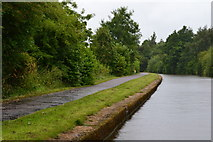 SJ8842 : Trent & Mersey Canal on the outskirts of Stoke on Trent by David Martin