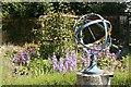 SU3227 : Globe on the Plinth by Bill Nicholls