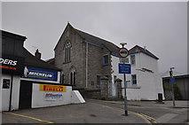 SW7834 : Penryn : Commercial Road by Lewis Clarke