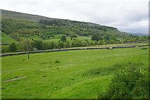 SD9771 : Fields in the bottom of Wharfedale by Bill Boaden