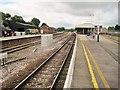 ST5714 : Yeovil Junction railway station, Somerset by Nigel Thompson