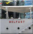 TQ3380 : HMS 'Belfast' by Rossographer