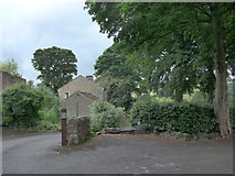 SK2381 : St Michael, Hathersage: the new vicarage by Basher Eyre