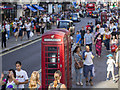 TQ2980 : Coventry Street, London by Rossographer
