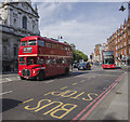 TQ2779 : Thurloe Place, London by Rossographer