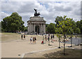 TQ2879 : Wellington Arch, Hyde Park Corner by Rossographer