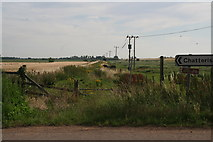 TL4279 : Path parallel to the Ouse Levels at Sutton Gault by Chris