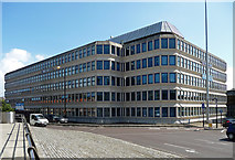 NZ2564 : Cuthbert House, City Road, Newcastle by Stephen Richards
