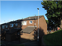 SE2434 : Houses off Snowden Crescent, Bramley by Stephen Craven
