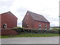 SJ3209 : Primitive Methodist chapel at Vron Gate by John Firth