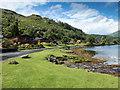 NN1800 : Lochgoilhead Chalet Centre by David P Howard