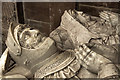 SJ7773 : St Laurence's church, Over Peover - tomb of Sir Philip Mainwaring (2) by Mike Searle