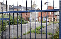 J3674 : Development site, Bloomfield Avenue, Belfast - August 2015(1) by Albert Bridge