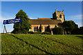 SP3780 : St Mary's Church by Ian S