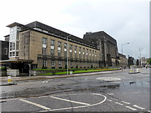 NT2674 : St Andrew's House, Edinburgh by PAUL FARMER