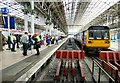 SJ8497 : Manchester Piccadilly Platform 9 by Gerald England