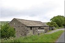 SD9768 : Wharfedale Lodge, Kilnsey by David Smith