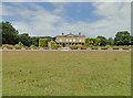 TG2234 : Gunton Hall, south wing by Adrian S Pye