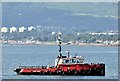 "J4186 : The ""Kamsar"", Belfast Lough - August 2015(2) by Albert Bridge"
