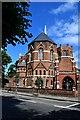 TQ1781 : Haven Green Baptist Church by John Myers