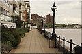 TQ2676 : Thames Path by Richard Croft