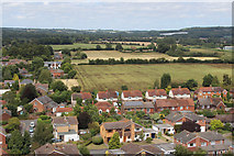 TQ6349 : Court Lane, Hadlow by Oast House Archive