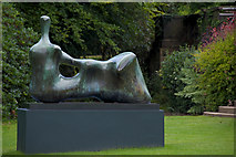 SE2813 : Moore sculpture, Yorkshire Sculpture Park by Paul Harrop