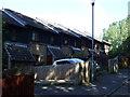 NY9965 : Houses on The Riggs, Corbridge by JThomas